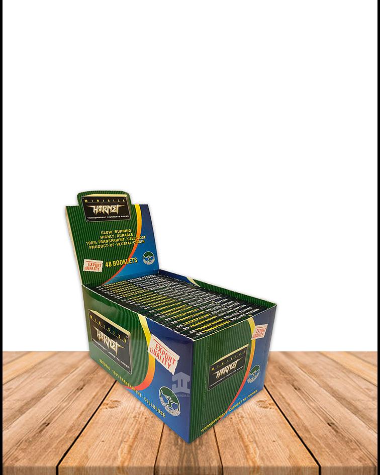 Papelillo Hornet Celulosa 76mm