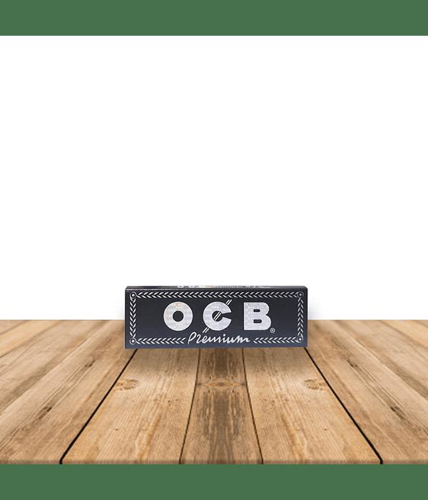OCB Premium No 1 por caja de 50 libros