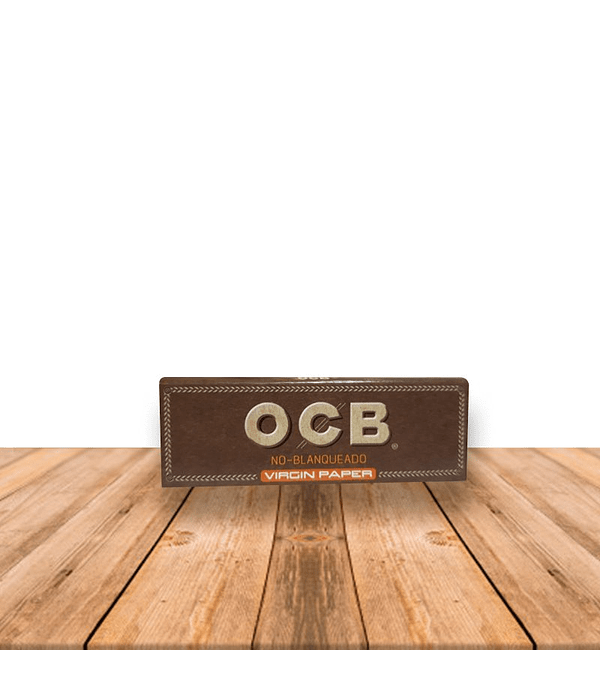 OCB Virgin 1 1/4  Caja de 25