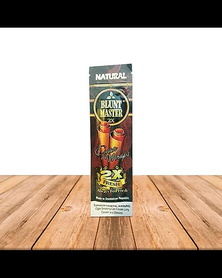 Blunt Master X2 Natural