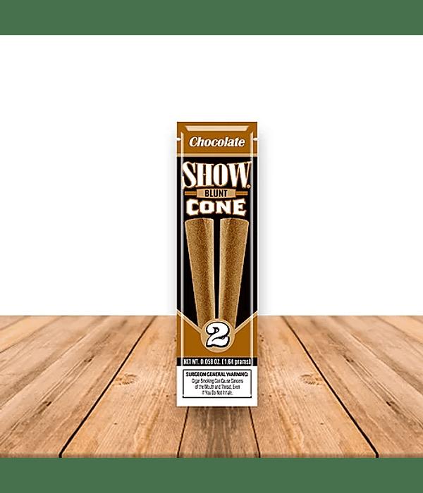 Show Cone Chocolate