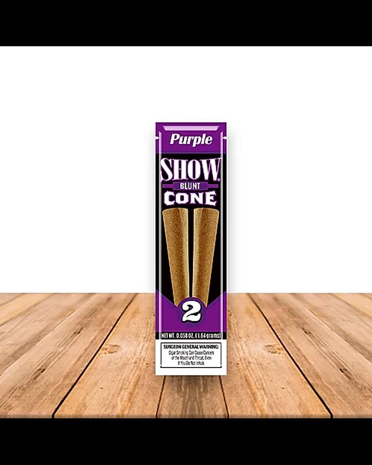 Show Cone Purple