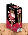 Show Cone Wet Cherry