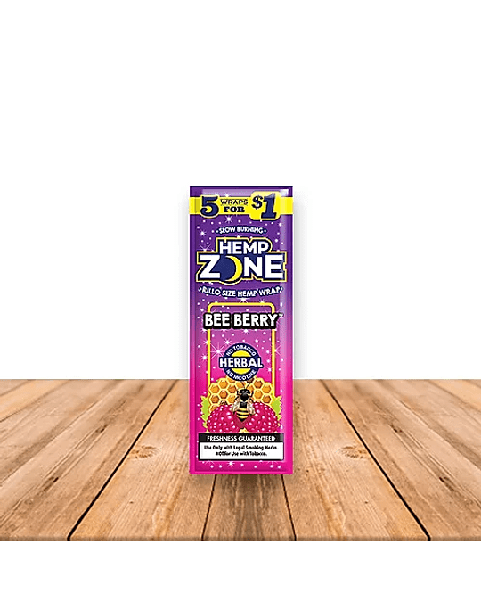 Hemp Zone Bee Berry