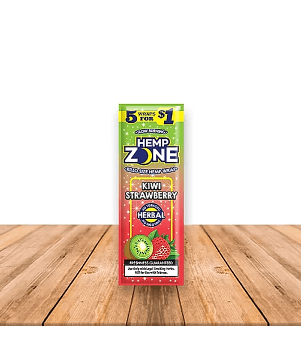 Hemp Zone Kiwi Strawberry