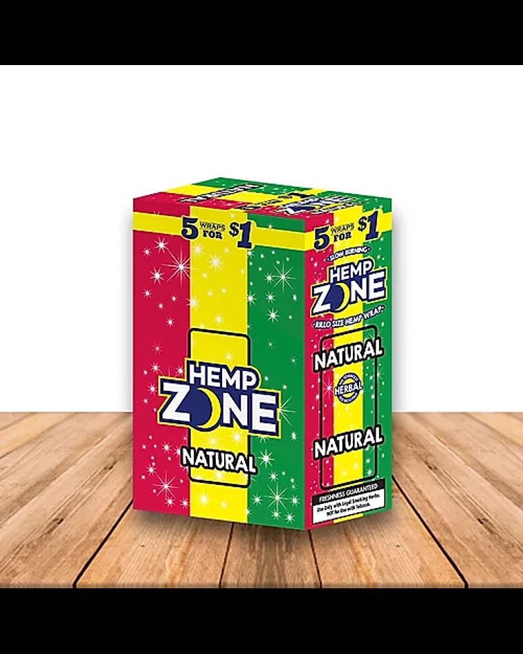 Hemp Zone Natural