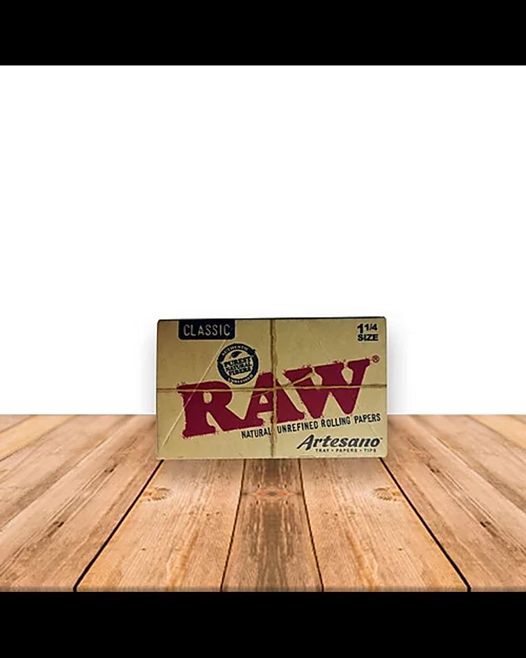 Papelillo Raw Artesano con  Bandeja