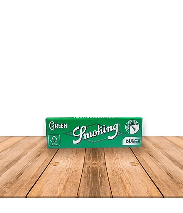 Smoking Green No 1 (Valor Unitario $185)