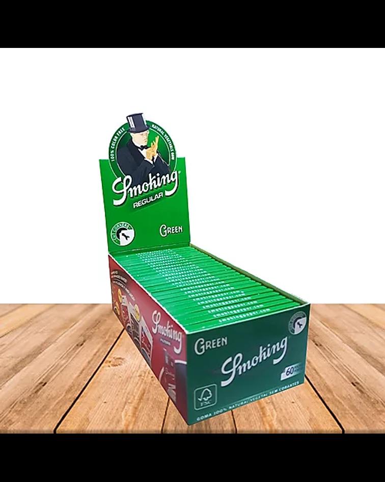 Smoking Green No 1