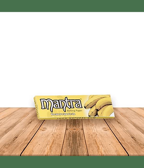 Papelillo Mantra Sabor Plátano