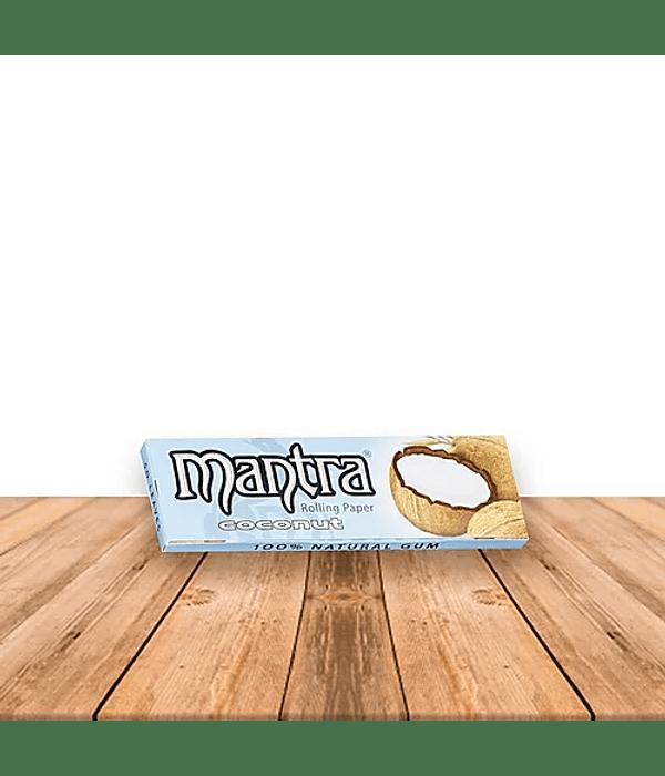 Papelillo Mantra Sabor Coco