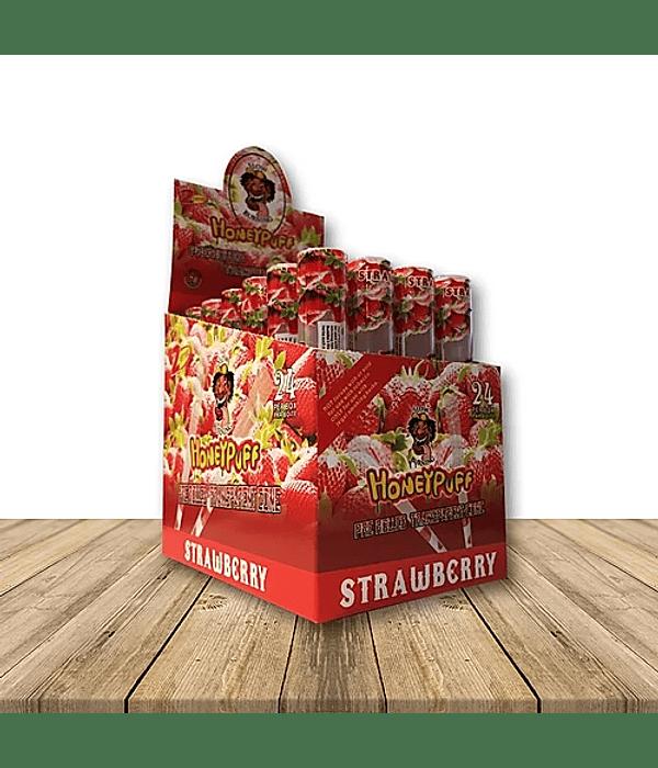 Cyclone Honeypuff Strawberry Display x 24