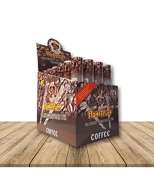 Cyclone Honeypuff Coffee Display x 24