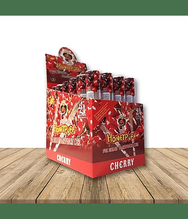 Cyclone Honeypuff Cherry Display x 24
