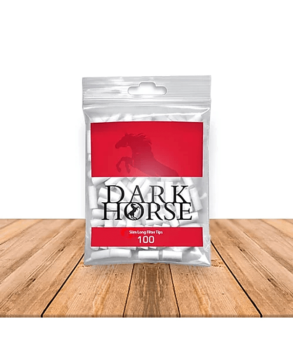 Filtro Dark Horse Slim Long 100 Display X 30