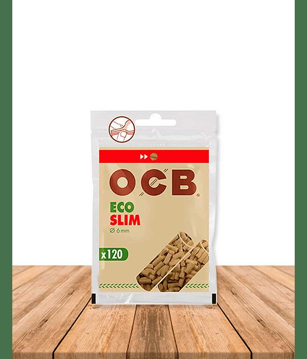 Filtro OCB Organic Slim Pack de 10