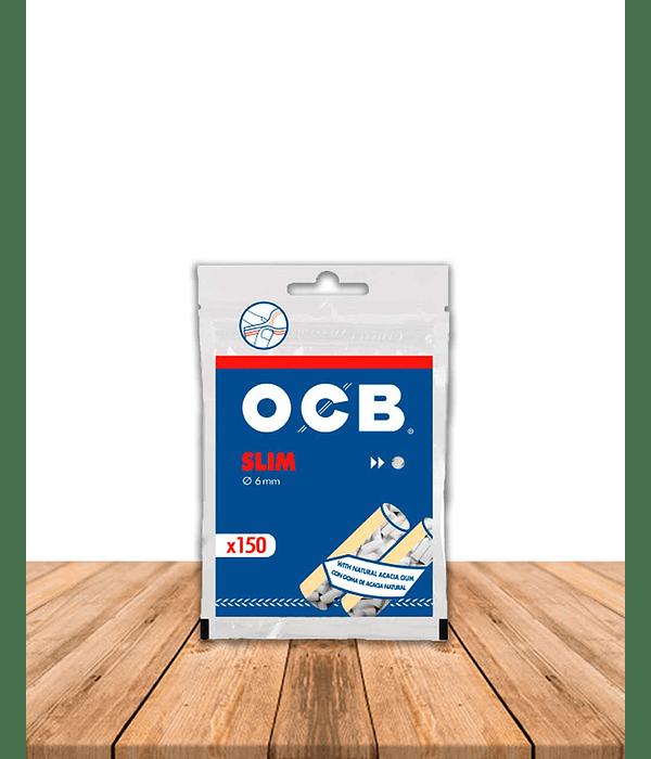 Filtro OCB Slim Engomado Pack de 10