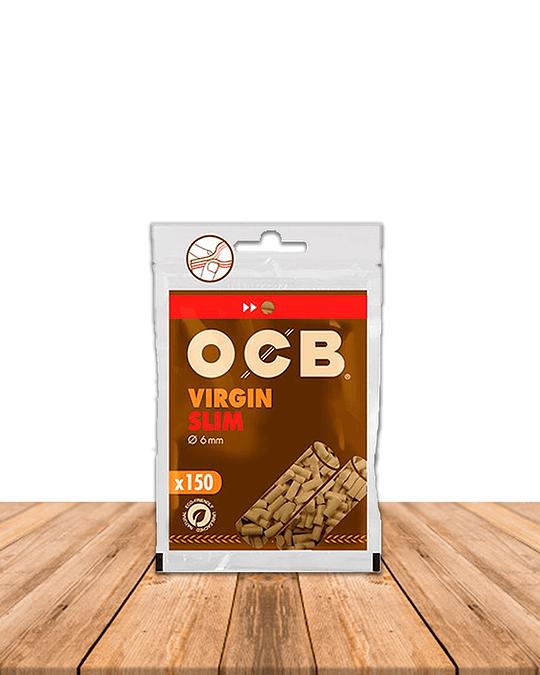 Filtro OCB Virgin Slim Pack de 10