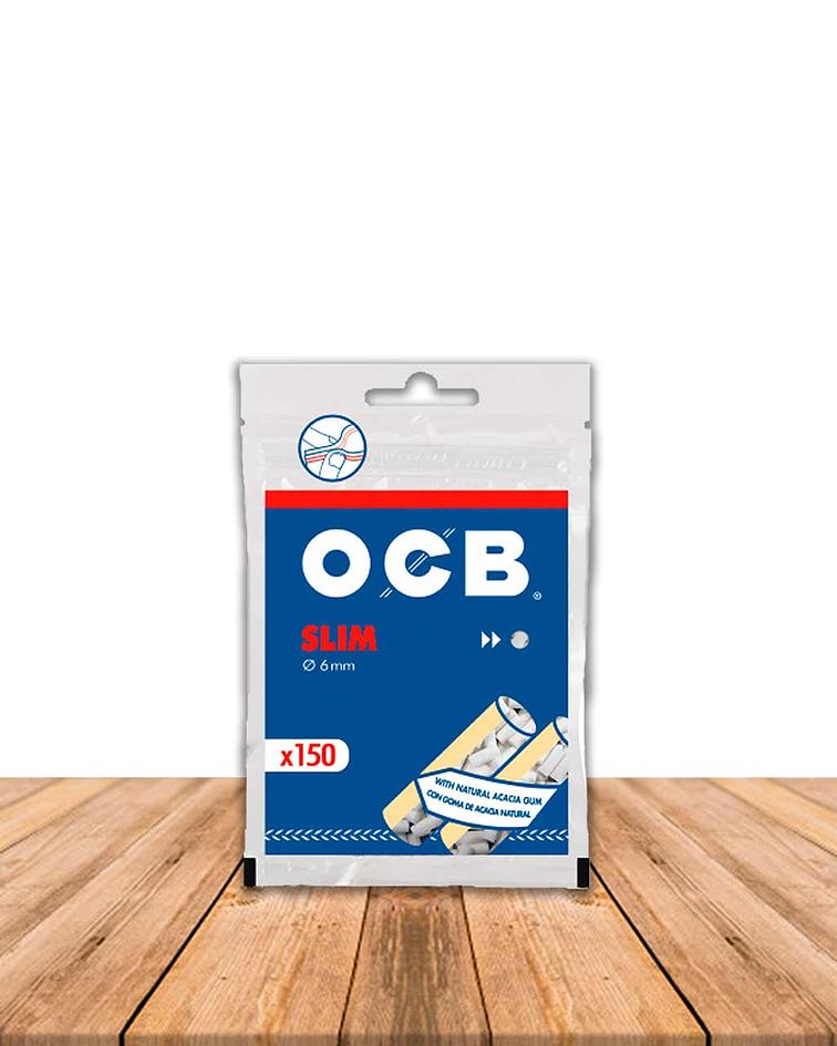 Filtro OCB Slim Pack de 10