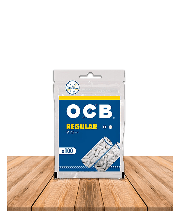 Filtro OCB Regular Pack de 10