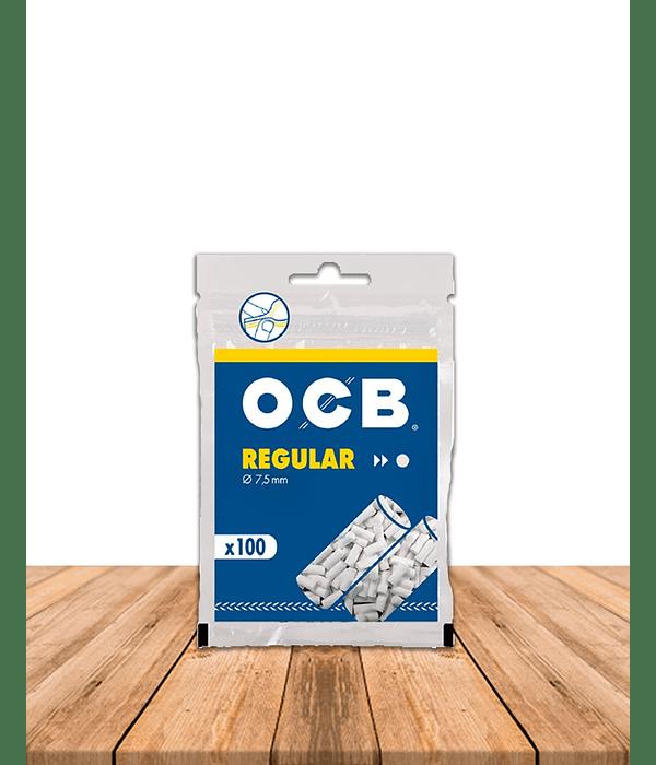 Filtro OCB Regular Pack de 10