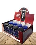 Moledor Acrilico Amsterdam S con Tapa