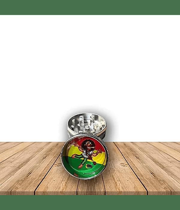 Moledor Metalico Amsterdam Mini 2 Piezas