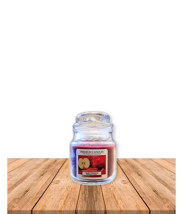 Vela Aromatica Manzana Canela 80 gr