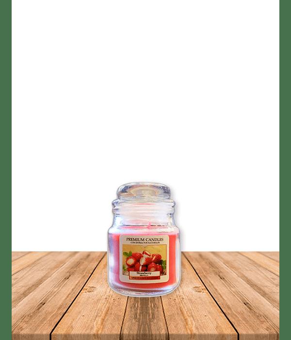 Vela Aromatica Frutilla 80 gr