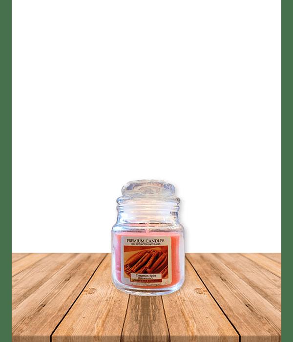 Vela Aromatica Canela 80 gr Pack de 6