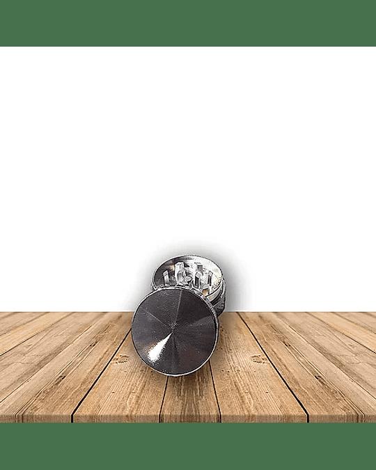 Moledor Metálico Mini 2 Piezas
