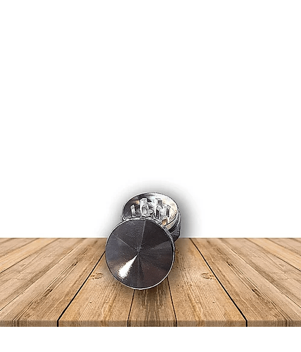 Moledor Metalico Mini 2 Piezas Pack de 6