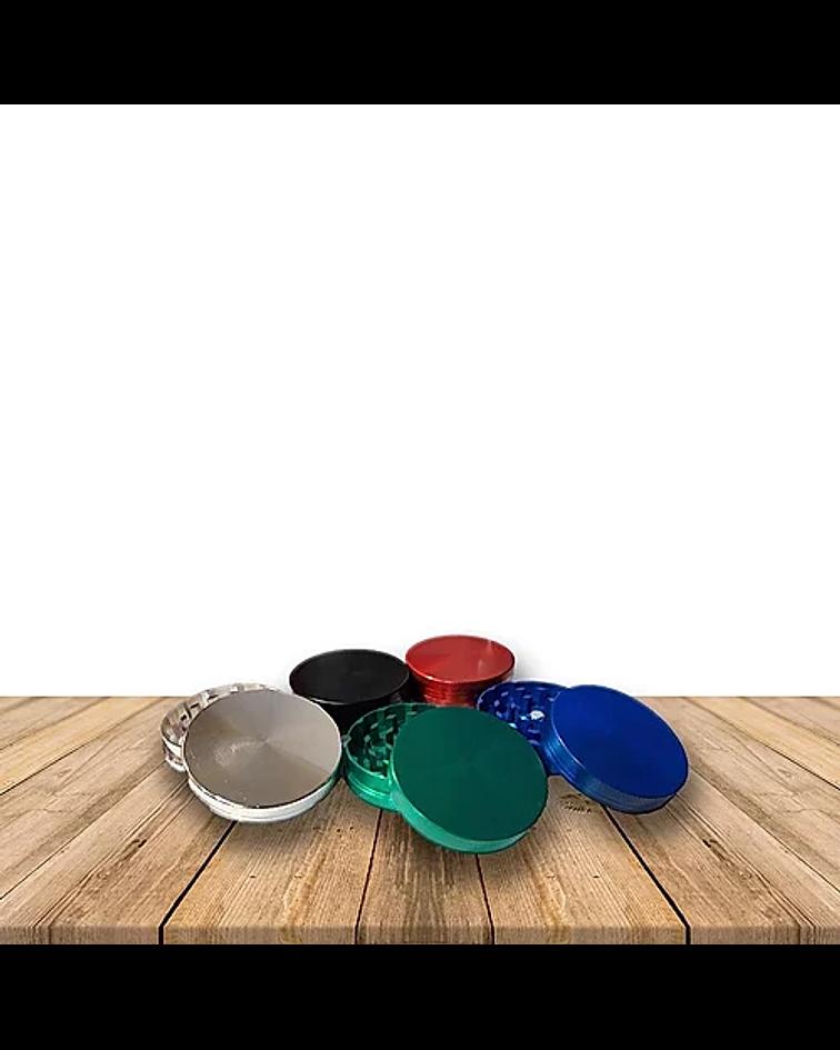 Moledor Metalico 2 piezas