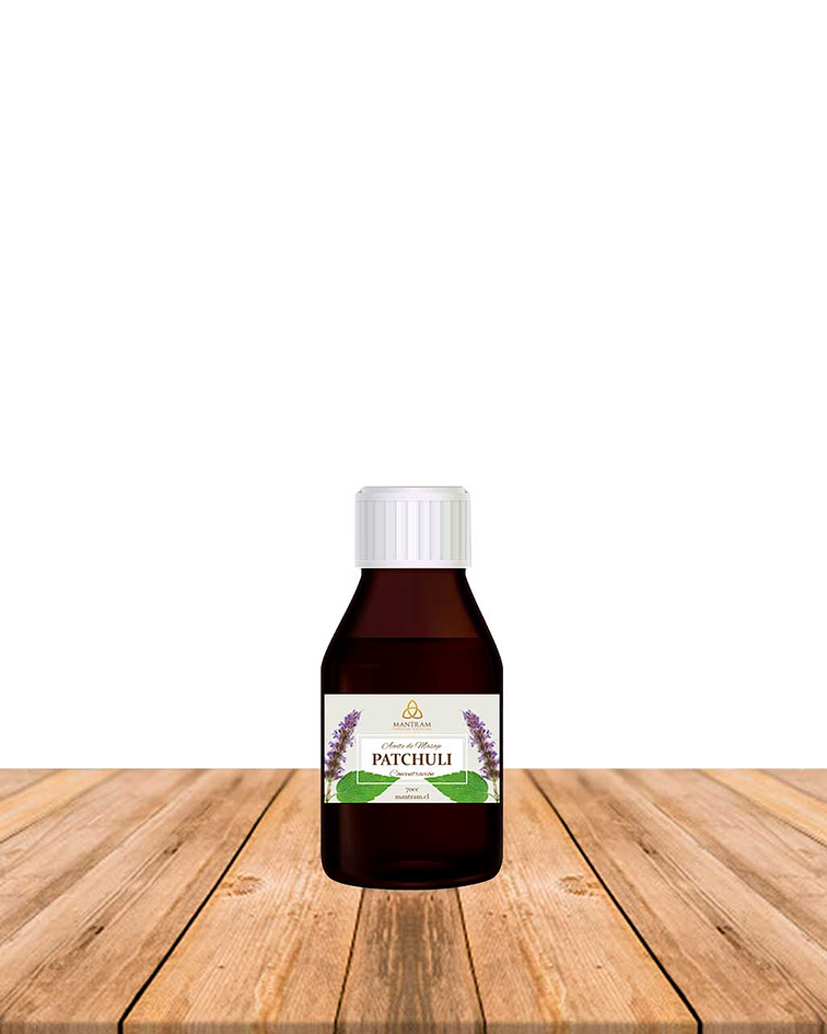 Aceite Esencial Para Masaje Patchuli