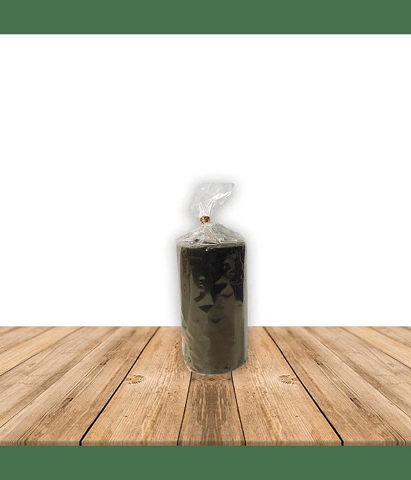 Cirio Pequeño Color Negro Pack de 6