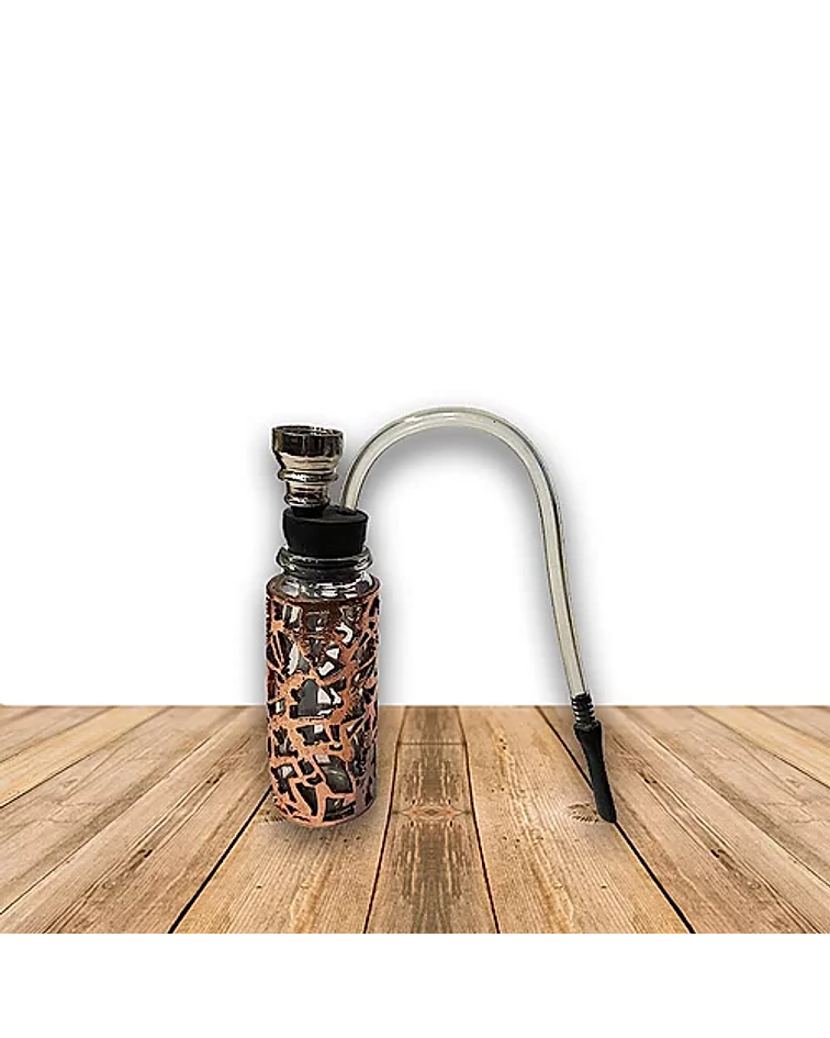 Pipa Agua C/ Protector de Metal