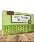 Incienso Tulasi Nag Champa & Jasmin