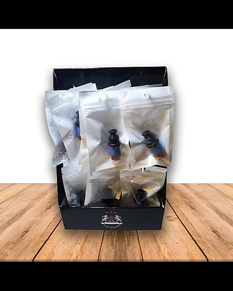 Pipa Chupete Con Diseño Amsterdam Pack de 6