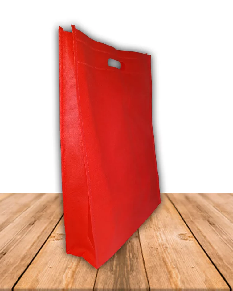 Bolsa Ecológica Con Fuelle 32 x 48 cms, Precio x Docena