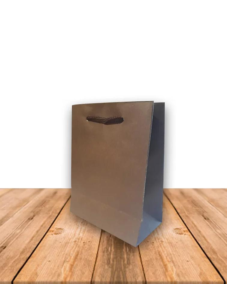 Bolsa Papel Kraft Colores 14,5cm x 11,5 cms Precio x Docena