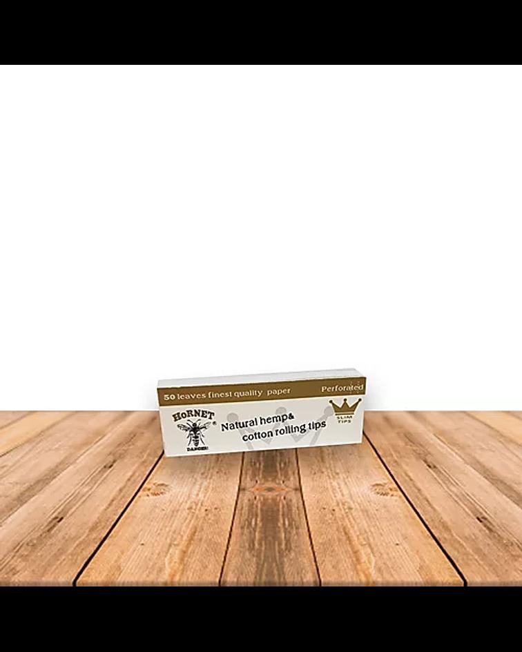 Tips de Carton Hornet Blanco
