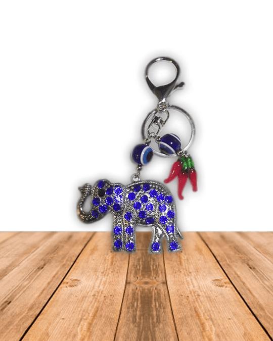 Llavero Ojo Turco Elefante Pack de 6