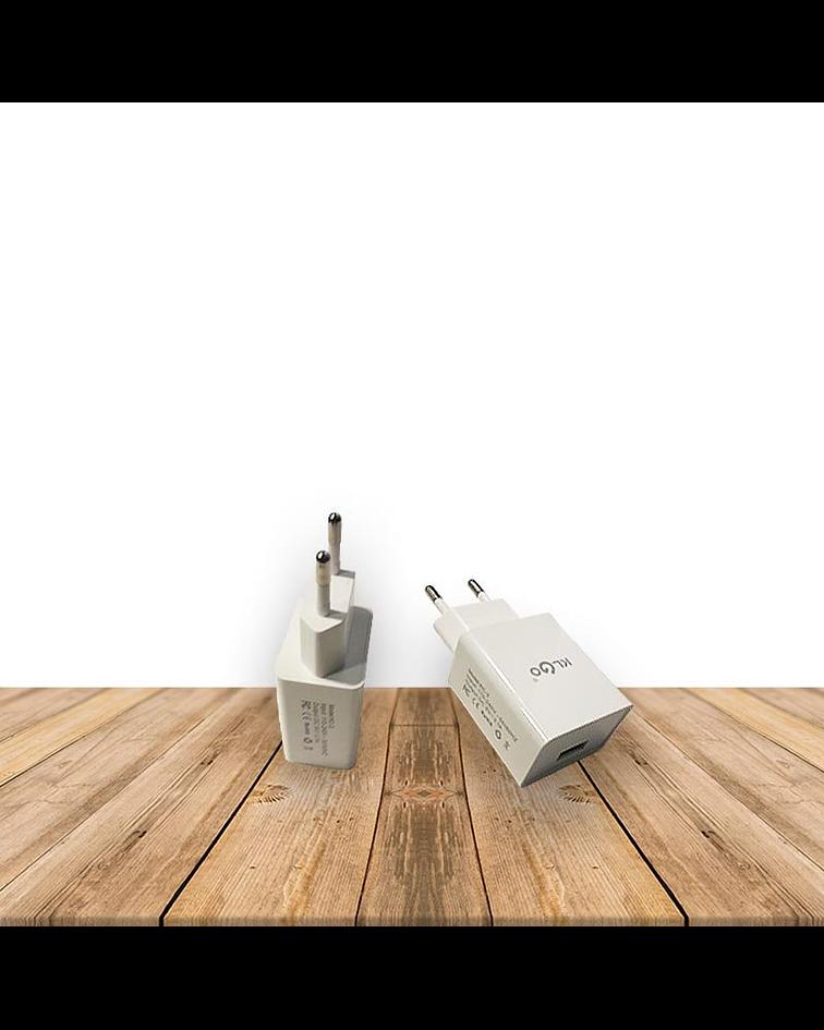 Adaptador USB  para corriente