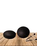 """Hapi Drum 8"""" Negro SLV19-035"""