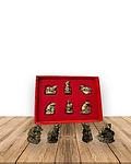 Set de Rata Mini 3.7Cm peq.(set)