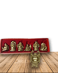 Set de Buda Mini 5 Cm