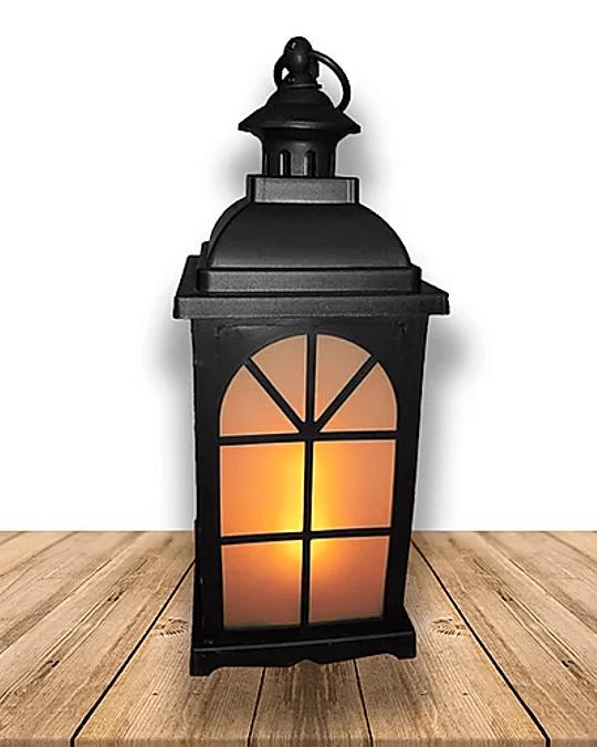 Lampara Farol Diseño Arco c/ Usb o Bateria