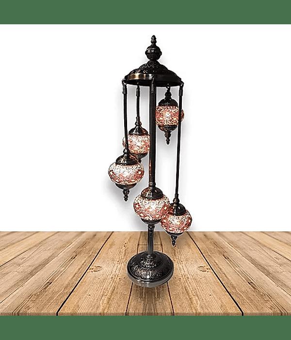 """lámpara de Cristal de Mosaico Grande 38"""""""