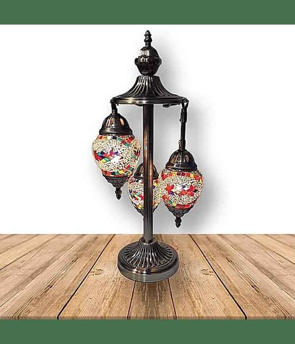 "Lámpara de Cristal de Mosaico Grande 22"" JI19-336"