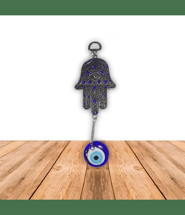 Amuleto Tercer Ojo Mano de Fatima Pack de 6
